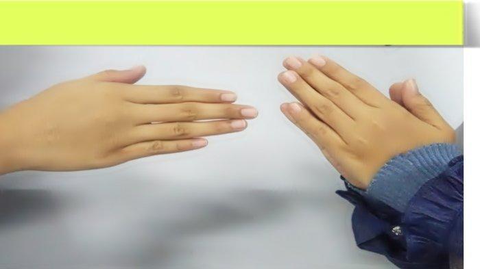 Ilustrasi menolak jabat tangan.