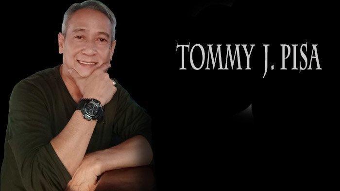 Mengenal Tommy J Pisa, Penyanyi Legendaris di Era 80-90an Ini Ternyata Asli Wong Kito Galo