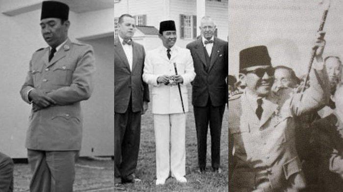 Tongkat Bung Karno, Pengawal Presiden AS Tak Bisa Mengangkat dan Jimat yang Bikin Lolos 7 Pembunuhan