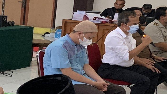 Sidang Dugaan Korupsi Masjid Raya Sriwijaya, Saksi Ini Sebut Semua Panitia Lelang Terima Honor