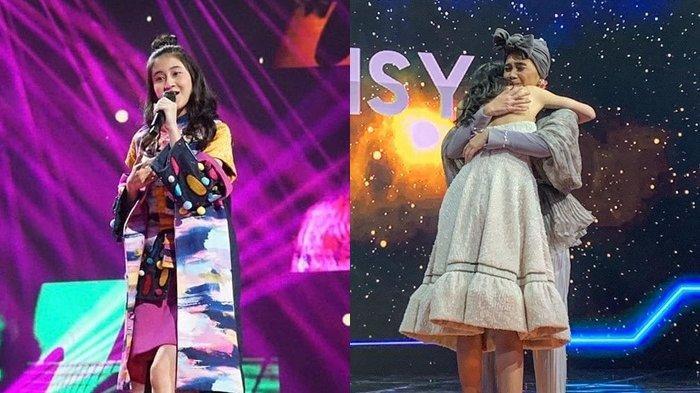 Keisya 'Celengan Rindu' Tereleminasi dari Spektakuler Show TOP 11 Indonesian Idol 2019, Ini Pesan!