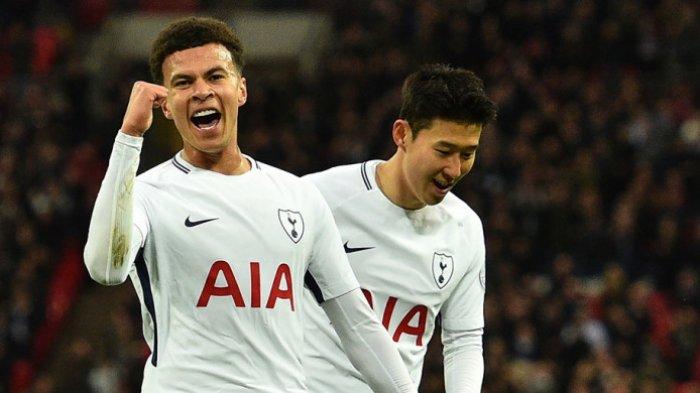 Tottenham Vs Southampton, Dele Alli Sebut Tottenham Hotspur Layak Menangi Piala FA