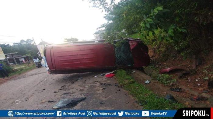 Korban Kecelakaan di PALI Bangun Setelah Sempat Dikira Meninggal