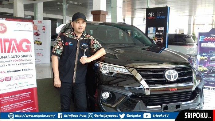 Tampilan Makin Sangar-Agresif, Toyota Pasarkan Fortuner TRD Sportivo Terbaru