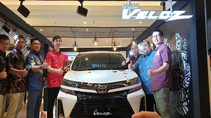 Baru Dua Hari Launching di Palembang, Toyota New Avanza Sudah Dipesan 3300 Unit