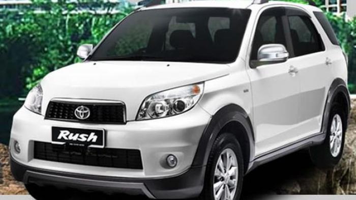 Daftar Harga Mobil Bekas Toyota Rush, Mulai Dari Harga Rp 85 Juta. Cek Daftar Harga Lainnya