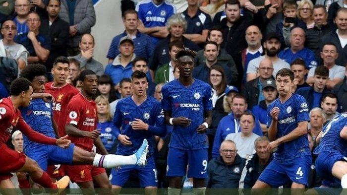 Siaran Langsung Link Live Streaming Chelsea vs Manchester City, Liga Inggris Cek di Mola TV