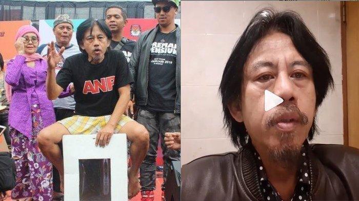 VIRAL Video Kang Mus Epy Kusnandar Minta Tolong ke Rumah Sakit di Palembang, Please Tolong!