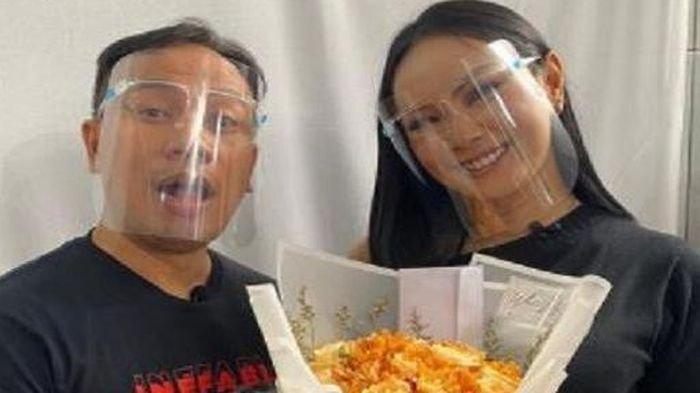 Vicky Prasetyo dan Kalina Ocktaranny
