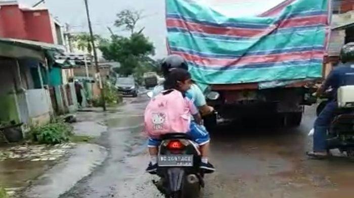 Keluhan Warga Musi Raya Timur Sako Kota Palembang
