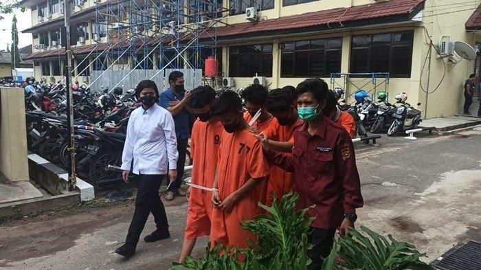 Keliling Setelah Tarawih, Belasan Remaja di Palembang Jadi Begal: Kalau tak Ikut Nanti Dijauhi Teman