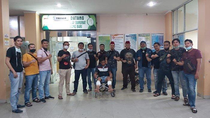 Keluar Penjara Malah Nodong di Jembatan Ampera, Sampai Tusuk Korbannya: Meringis Dapat Timah Panas
