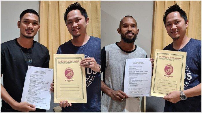 Baru Saja Tiba, Nur Iskandar Langsung Disodori Kontrak: Langsung Ikat Pemain Sriwijaya FC Musim 2021