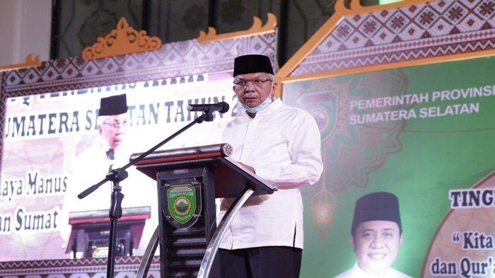 Palembang Juara MTQ Terbatas 2020, Wagub Sumsel Secara Resmi Tutup Acara, 2021 di OKU Timur