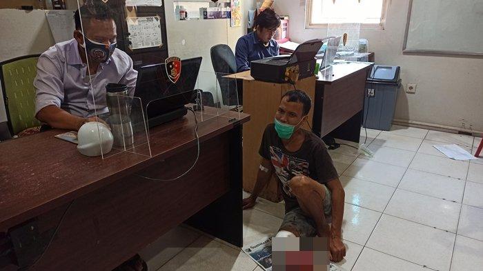 Ini Wajah Pelaku Penembakan di Taman TVRI Palembang 2015 Silam, Kabur ke Pagaralam Hingga Bangka