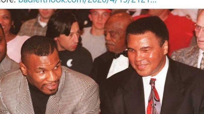 Mike Tyson Ungkap 1 Lawan Muhammad Ali yang Bisa Bikin Dia Menangis
