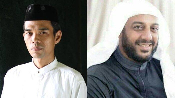Aku Ingin Satu Majelis Bersamamu di Surga, Ini Kenangan Terakhir Ustaz Abdul Somad & Syekh Ali Jaber