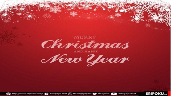 Kumpulan Ucapan Selamat Natal 2018 dari Bahasa Indonesia dan Inggris, Cocok Jadi Status WhatsAppmu