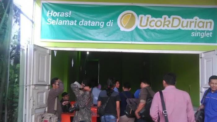 Lewat Google Bisnisku, Usaha Ucok Durian Lebih Terkenal