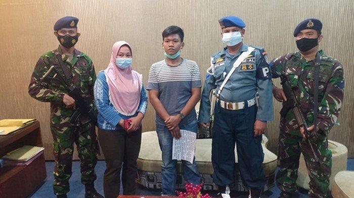 Pelaku Ujaran Kebencian KRI Nanggala 402 Ditangkap Lanal Palembang, Ternyata Akun FB yang Dibajak