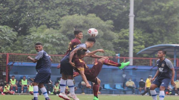 Tren Kemenangan Sriwijaya FC Terhenti, Anak Asuh Nil Maizar Ditahan Imbang Persiba Balikpapan