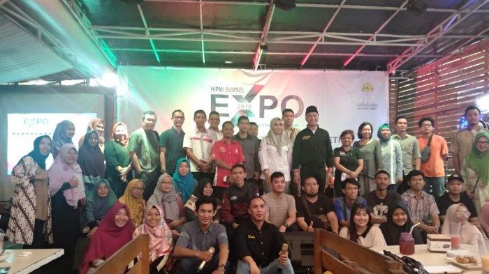 Puluhan UMKM Membludak Ikuti HIPMI Sumsel Expo, Dapat Kesempatan Gratis Berjualan di Mall