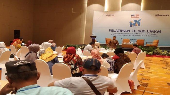 Bank BRI Ajak UMKM di Palembang Wajib Melek e-commerce, Pembeli Sudah Jarang Datang ke Warung