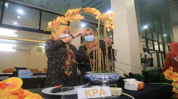 Daftar Pemenang Lomba Merangkai Bunga Untuk Semarakkan Dies Ke 61 Universitas Sriwijaya Ada Dari KPA