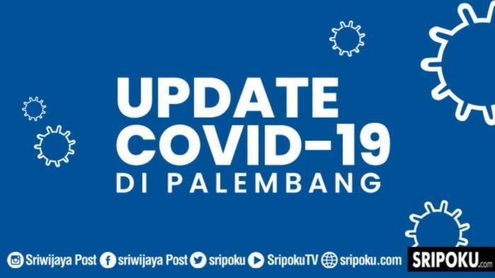 UPDATE COVID-19 Senin 5 April 2021, Kasus Konfirmasi di Palembang Tembus 9.017 Orang