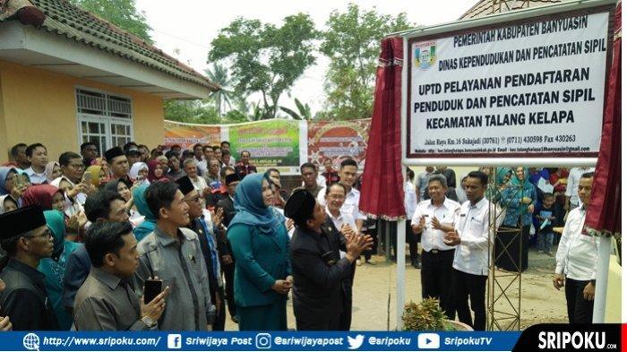 Tak Perlu Lagi Ke Kabupaten, Warga Yang Mau Buat KTP Cukup Datang Ke UPTD Kecamatan