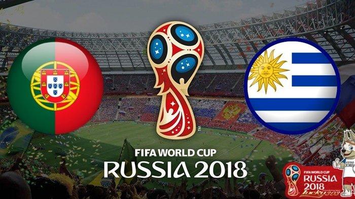 Analisa dan Prediksi Pertandingan Piala Dunia 2018 Uruguay vs Portugal, Pukul 01.00 WIB