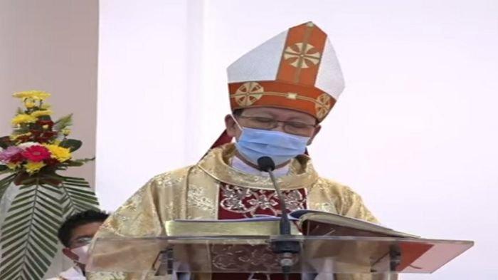 Umat Katolik di Sumsel, Jambi dan Bengkulu Diimbau Melakukan Misa Secara Online dan Live Streaming