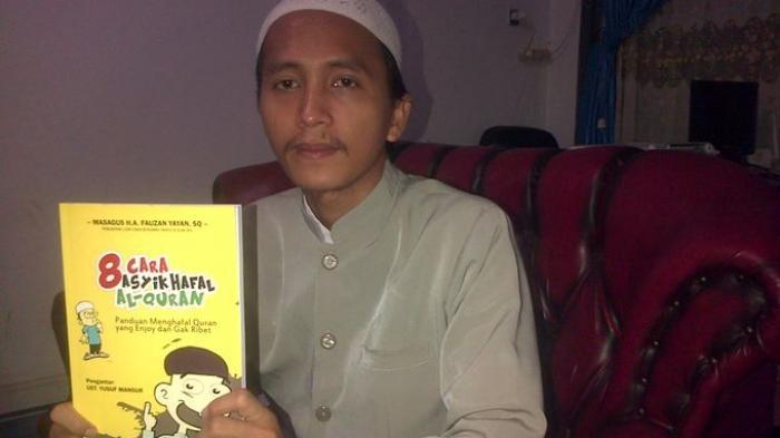 Ustadz Yayan Luncurkan Buku Keenam Berjudul 8 Cara Asyik Hafal Alquran