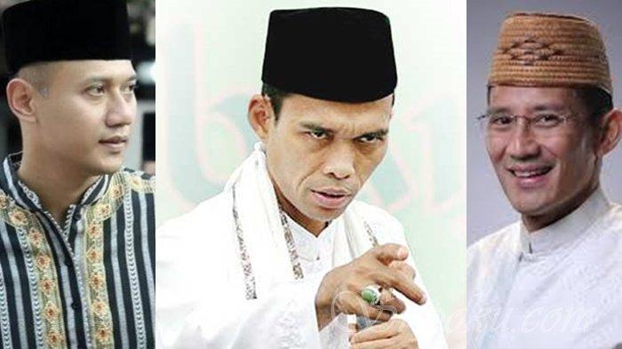 Tinggal AHY & Sandiaga Unoyang Tersisa Jadi Cawapres Prabowo Subianto,Egi Sebut UAS Kufur Nikmat!