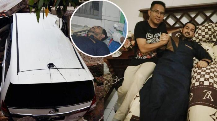 Ustaz Alhabsyi Alami Kecelakaan Tunggal di Tapanuli Selatan