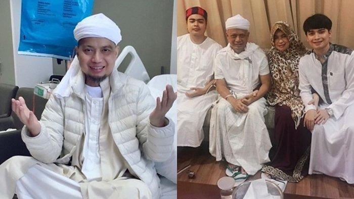 Ustaz Arifin Ilham Meninggal, Istri Muhammad Alvin Faiz Ucap Terimakasih dan Tulis Pesan Haru