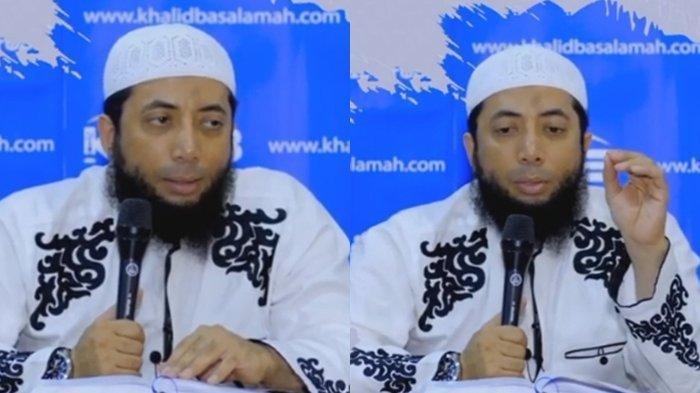 Hukum Ucapkan Kata 'Sayang' ke Pacar di Bulan Ramadan Menurut Ustaz Khalid Basalamah