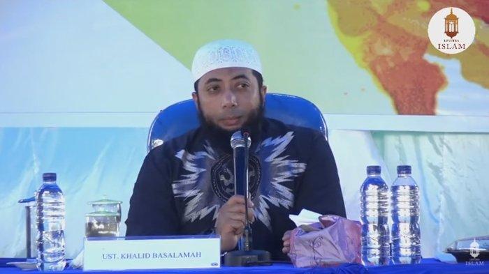 Apa Hukumnya Merokok dalam Pandangan Islam? Begini Jawaban Ustaz Khalid Basalamah: Jangan Berdalih