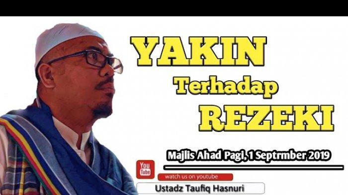 Ustaz Taufik Hasnuri Dikenal Ustaz Kocak, Dakwah Santai Ala Palembang, Pesannya Sangat Menyentuh!