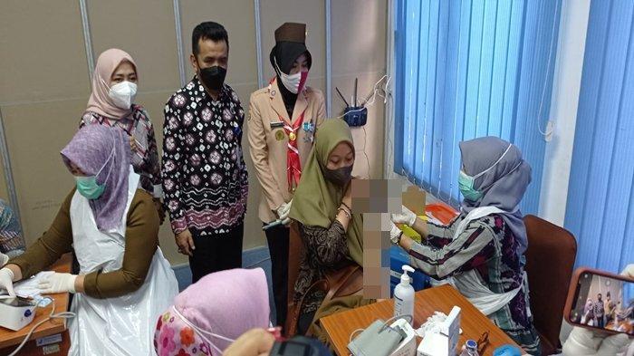 Vaksinasi Covid-19 di BBPOM Palembang, Dibagi Jadi Tiga Sesi Jangan Sampai Terlewat