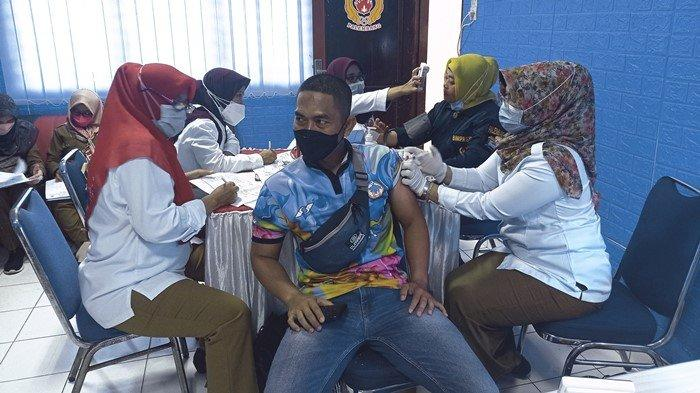 Sudah Diberi Vaksin, KONI Palembang Makin Siap Jajal Porprov 2021 Sumsel