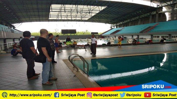 Perawatan Air di Venue Aquatic Jakabaring Palembang Gunakan Teknologi Modern Terbaru