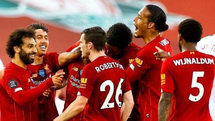 Jadwal Liverpool vs Burnley - Angin Segar di Tengah Nestapa Mo Salah cs, Poin Penuh Atau Terjerembab