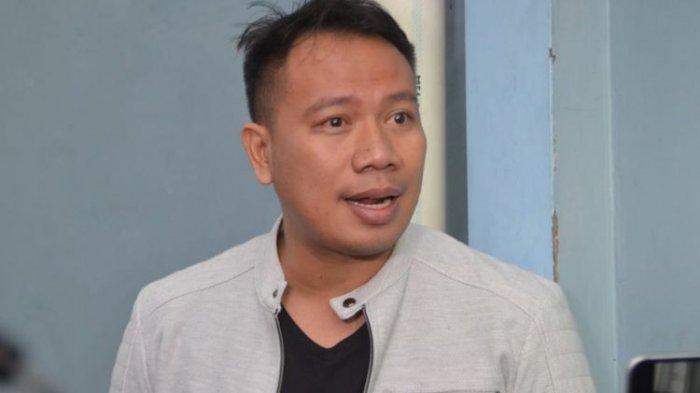 Vicky Prasetyo saat ditemui di kawasan Tendean, Jakarta Selatan, Selasa (23/10/2018)