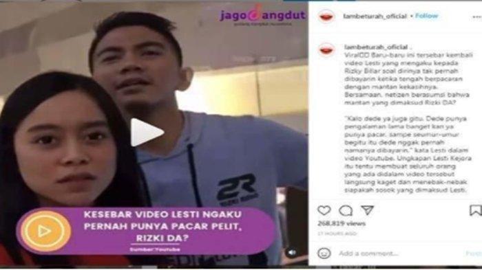 Dari Dulu Larang Lesty Belanja, Bukti Rizki DA 'Pelit' Terbongkar Lewat Video, Dede: Gak Mau Modal?