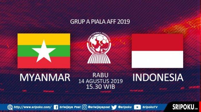 Video Link Live Streaming Timnas Indonesia vs Myanmar di Piala AFF U-18 2019, Duel Penentu Sore Ini!