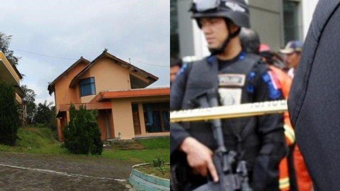 Densus 88 Bongkar Pusat Latihan Teroris di Jateng