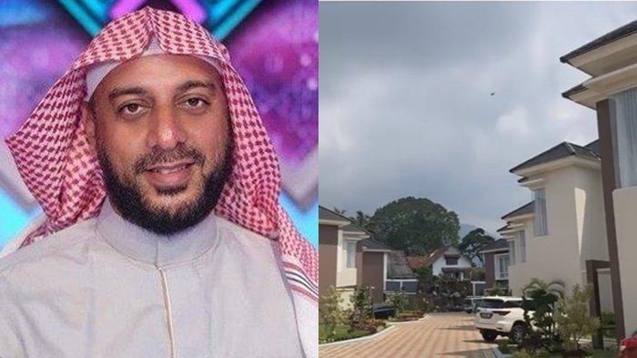 Fakta Harta Termasuk Villa Mewah Rupanya Bukan Milik Syekh Ali Jaber, Adik: Satu Mobil Aja tak Punya