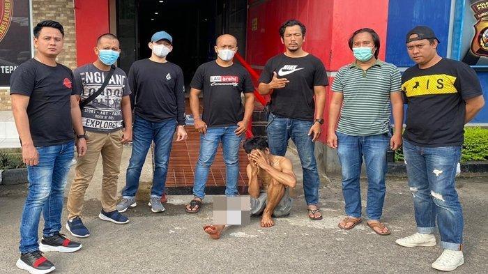 Tim AKP Robert Tangkap Pencuri di Talang Semut Palembang, Oktavianus Beraksi Saat Korban ke Masjid