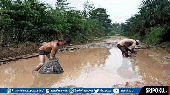 Bikin Pusing Pemerintah, Ternyata Ini Penyebab Jalan-jalan Jadi Rusak, Paling Sering karena Air!